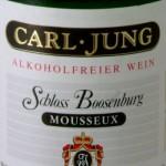 Carl-Jung-Schloss-Boosenburg-Mousseux-Alkoholfreier-Sekt-Schaumwein-Etikett